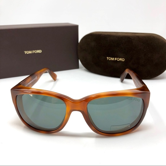 a83763415657 TOM FORD CARSON TF441 53N 56mm Mens Sunglasses